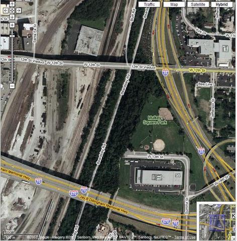 Nafta Superhighway Kansas City North