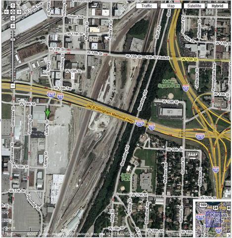Nafta Superhighway Kansas City