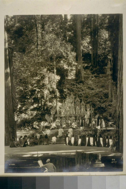 Jesuit Bohemian Grove